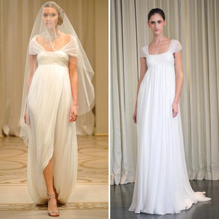 свадебные платья смотреть фото для беременных
